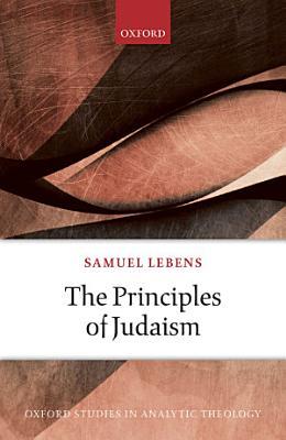 The Principles of Judaism