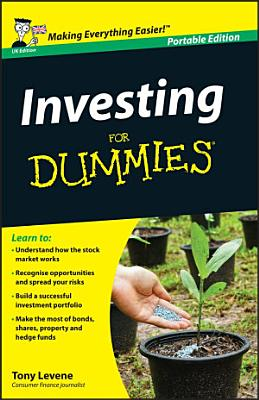 Investing For Dummies  UK Edition