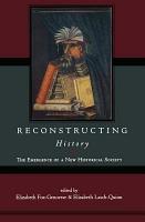 Reconstructing History PDF