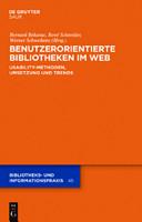 Benutzerorientierte Bibliotheken im Web PDF