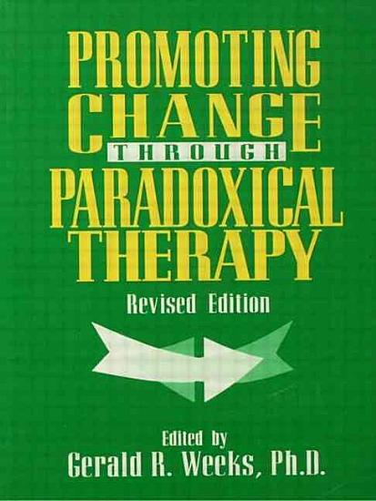 Promoting Change Through Paradoxical Therapy PDF