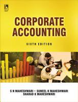 Corporate Accounting  6e PDF