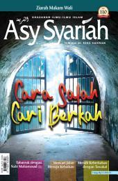 Majalah Asy-Syariah edisi 110: Cara Salah Cari Berkah