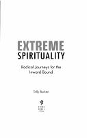 Extreme Spirituality PDF