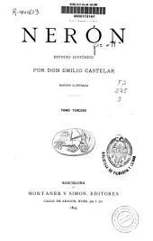 Nerón, estudio histórico: Volumen 3