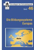 Die Bildungssysteme Europas   Malta PDF