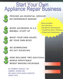 Start Your Own Appliance Repair Business