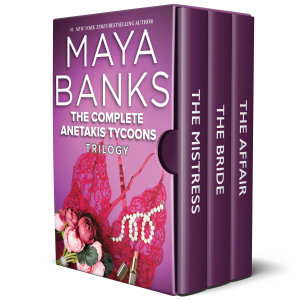 The Complete Anetakis Tycoons Trilogy