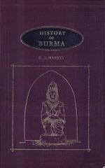 History of Burma