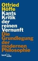 Kants Kritik der reinen Vernunft PDF