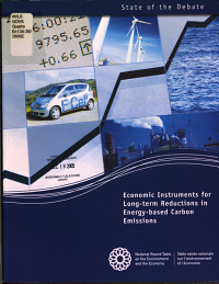 Economic Instruments for Long term Reductions in Energy based Carbon Emissions PDF