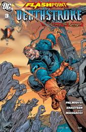 Flashpoint: Deathstroke & the Curse of the Ravager (2011-) #3