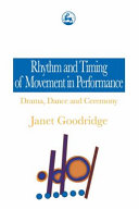 Rhythm and Timing of Movement in Performance