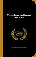 Verses from the Harvard Advocate PDF