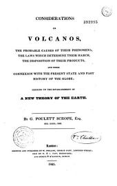 Considerations on volcanos