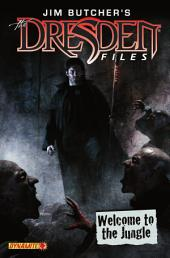 Jim Butcher's The Dresden Files: Welcome To The Jungle #4