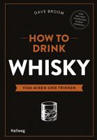 How to Drink Whisky PDF