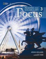 Reading and Vocabulary Focus 3 PDF