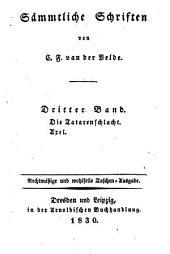 Sämmtliche Schriften von van der Velde, Karl Franz: Band 3
