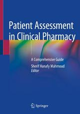 Patient Assessment in Clinical Pharmacy PDF