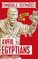 Horrible Histories  Awful Egyptians PDF