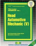 Head Automotive Mechanic