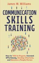 Communication Skills Training PDF