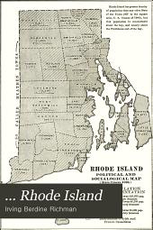 ... Rhode Island: A Study in Separatism