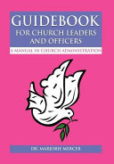 Guidebook for Church Leaders and Officers