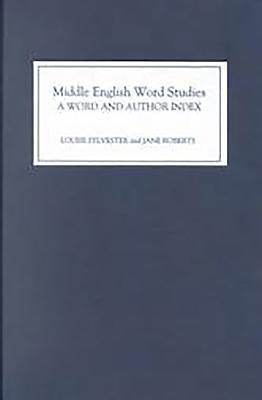 Middle English Word Studies PDF
