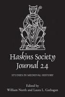 The Haskins Society Journal 24 PDF
