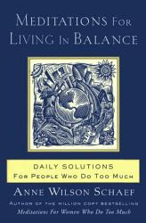 Meditations For Living In Balance Book PDF