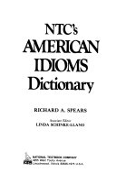 NTC s American Idioms Dictionary PDF