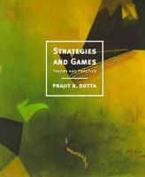 Strategies and Games PDF