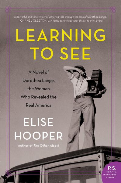 Download Learning to See Book