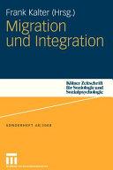 Migration und Integration PDF