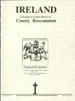 County Roscommon  Ireland  genealogy and family history notes  PDF