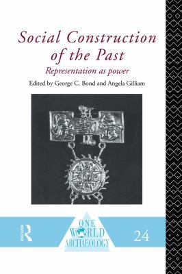 Social Construction of the Past PDF