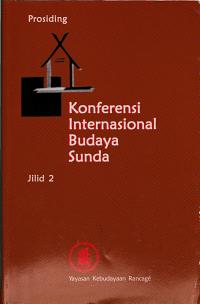 Konferensi Internasional Budaya Sunda  KIBS  PDF