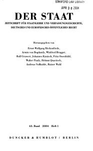 Der Staat PDF