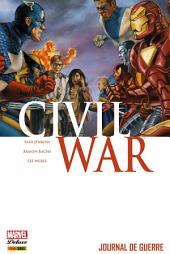 CIVIL WAR T04: JOURNAL DE GUERRE