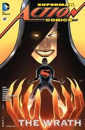 Action Comics (2011-) #47