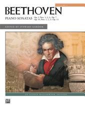 Piano Sonatas, Volume 1 (Nos. 1-8)