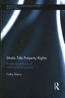 Strata Title Property Rights PDF