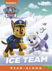 Ice Team (Board) (PAW Patrol)