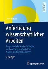 Anfertigung wissenschaftlicher Arbeiten PDF