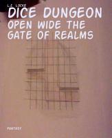 Dice Dungeon PDF