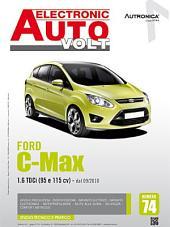 Manuale di elettronica Ford C-Max: 1.6 TDCi (95 e 115 cv) - EAV74