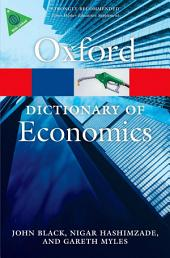 A Dictionary of Economics: Edition 4