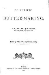 Scientific Butter-making
